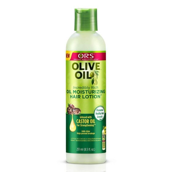 ORS Olive Oil Incredibly Rich Oil Moisturizing Hair Lotion 8.5oz