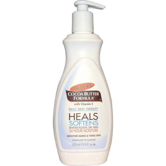 Palmers Cocoa Butter Heals Softens 24 Hour Moisture Body Lotion 400ml