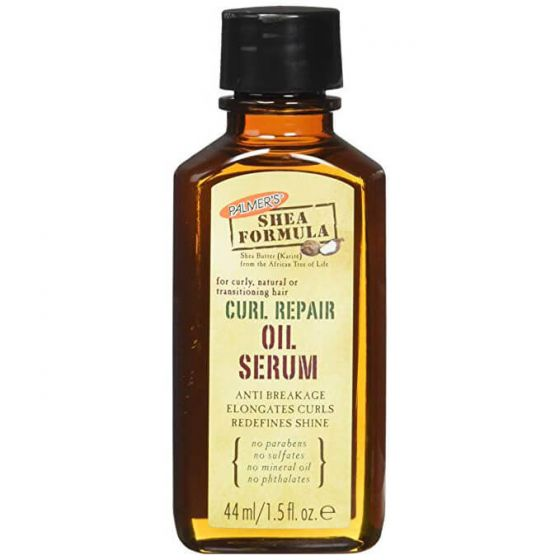 Palmers Shea Formula Anti Hair Breakage Curl Repair Oil Serum 1.5oz