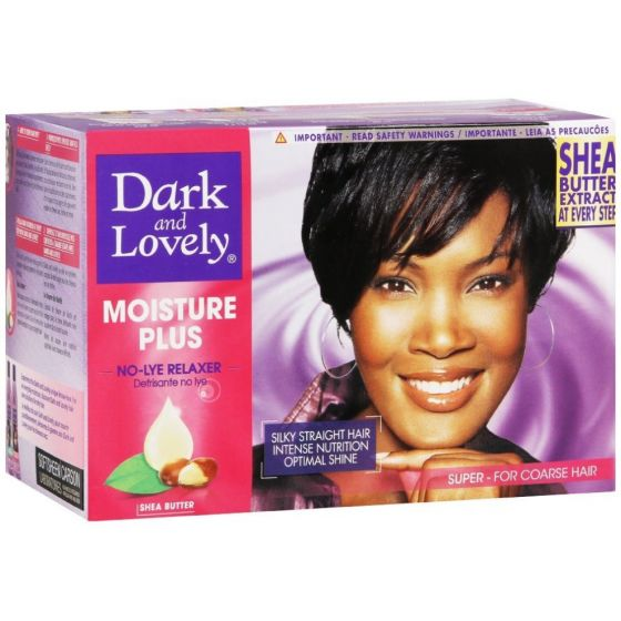 Dark And Lovely No Lye Kit Regular
