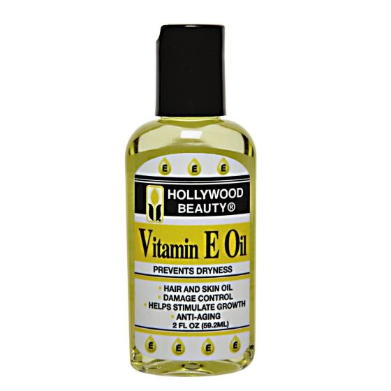Hollywood Beauty Vitamin E Hair & Skin Oil 2oz